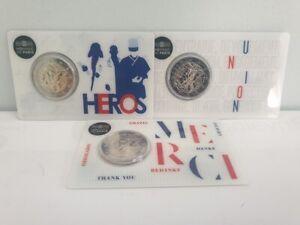 3-x-2-Euros-Commemorative-France-2020-Recherche-Medicale-BU-3-Coincards