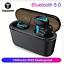 Ecouteurs-Bluetooth-5-0-Mini-Casque-Stereo-sans-FIl-Oreille-Unique-IOS-Android miniature 1