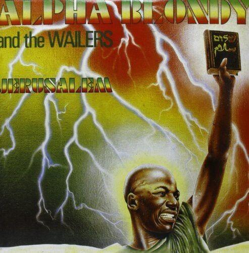 Alpha Blondy - Jerusalem [New Vinyl]