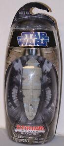 STAR WARS TITANIUM REBEL TRANSPORT. Die-cast.  Hasbro/Galoob 2009. unopened.