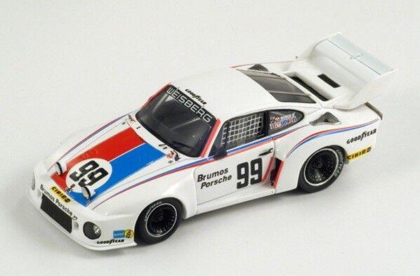 Porsche 935/77A  99 Stommelen-Hezemans  Winner Daytona  1978  Spark 1:43/43DA78