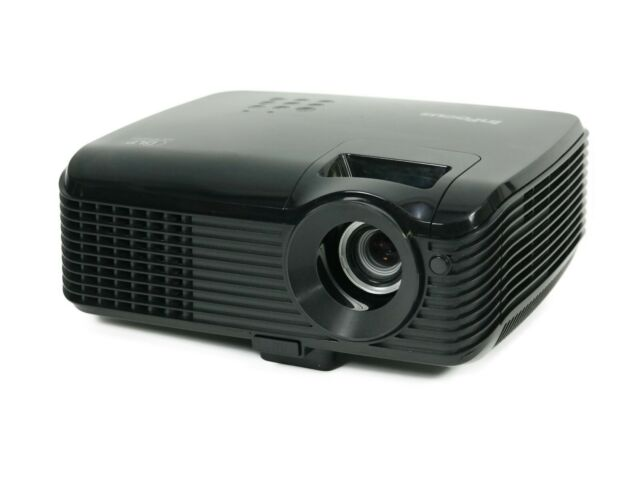 Refurbished - InFocus IN104 DLP Projector 2700 ANSI HDMI-adapter HD 1080i