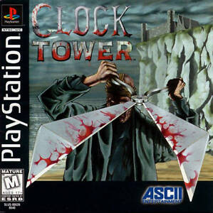 Clock-Tower-PS1-Great-Condition-Fast-Shipping