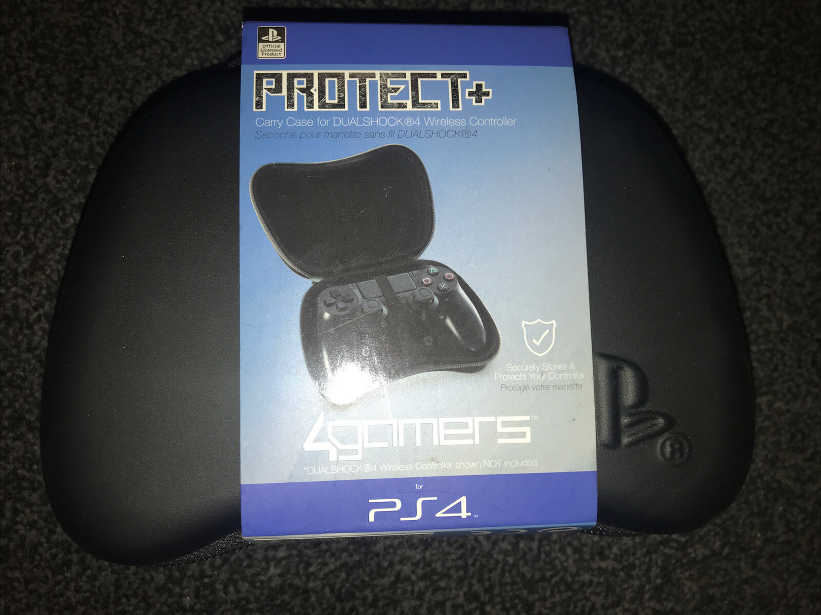 PS4 Protective Carry Case for Dual Shock Wireless Controller For PS4 (NEW)