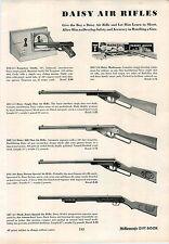 1937 38 AD Daisy Air Rifles Marksman Buzz Barton Buck Jones Pump Action Target