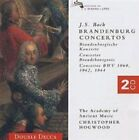 Bach: Brandenburg Concertos; Concertos BWV 1060, 1062, 1064 (CD, Dec-1997, 2 Discs, L'Oiseau-Lyre)