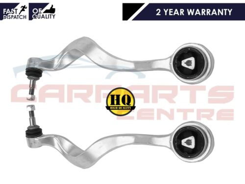 FOR BMW 5 SERIES E60 E61 FRONT LEFT RIGHT WISHBONE SUSPENSION CONTROL ARMS