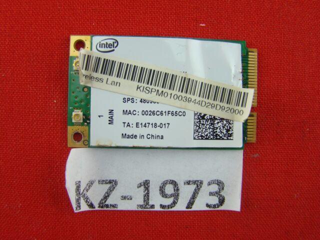 Original Acer Aspire 5738  5338 Wlan Circuit Board Board