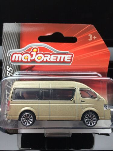 Majorette No.216c Toyota Hiace in Beigemetallic 3inch 1//60 OVP