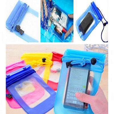Phone Waterproof Bag Watertight Swimming Phone Bag Camera Waterproof Case Pouch