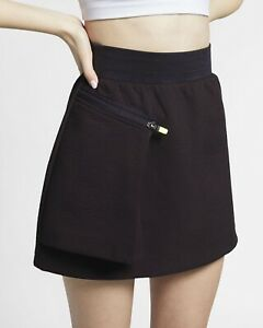 Details about Nike Sportswear Tech Pack Skirt NSW Womens Size XL Oil Grey Black Exclusive