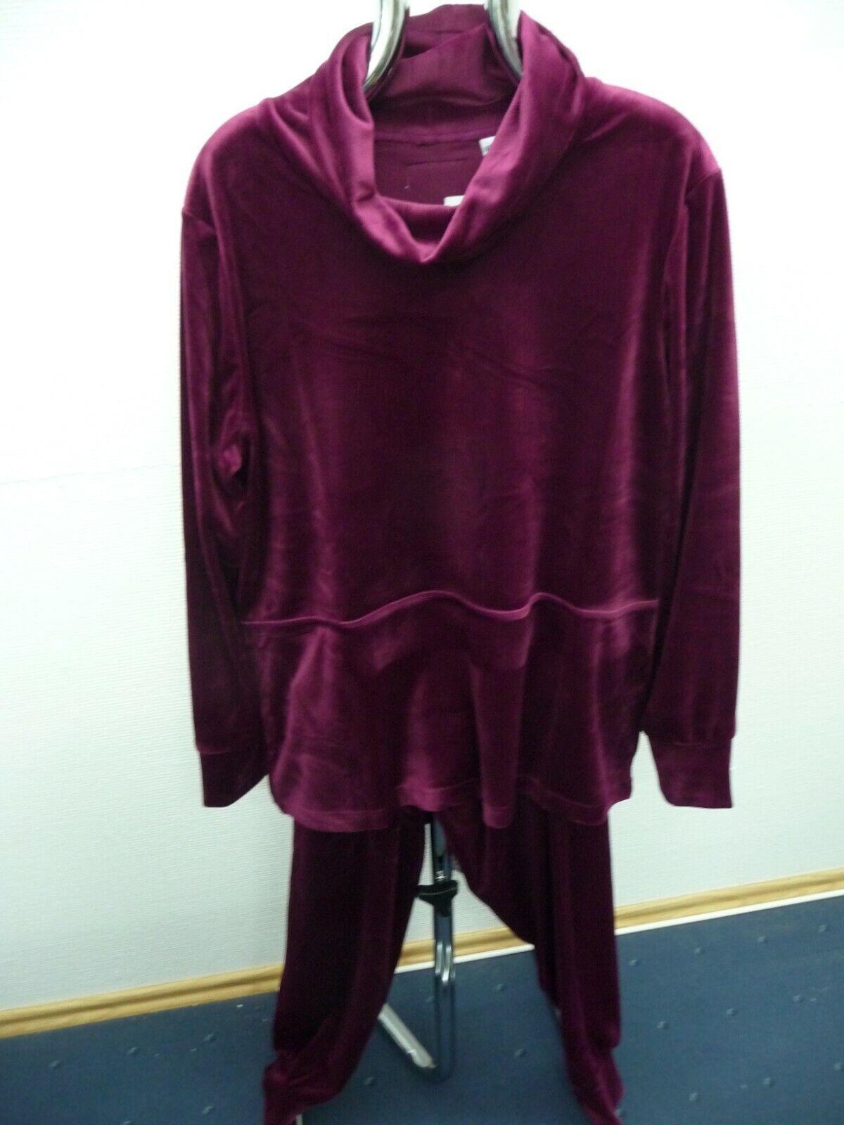 Damen Nicki-Anzug von Ringella Bloomy Art. 0553416 + 0553517 Fb 321 Beere Neu!