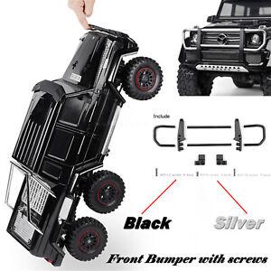 Quick-Release-Front-Bumper-CNC-For-1-10-GRC-Desert-TRX6-TRX4-Mercedes-G63-G500