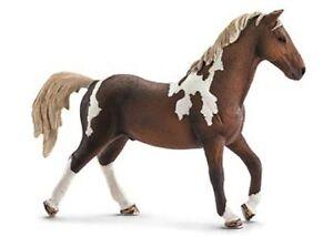 Schleich-Trakehner-Stallion-horse-toy-figure-NEW-Farm-Life-13756