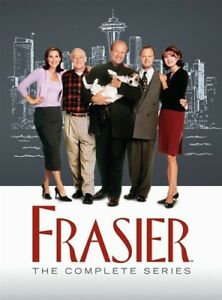 Frasier-The-Complete-Series-New-DVD-Boxed-Set-Full-Frame-Dolby-Digital-T