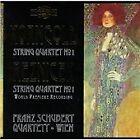 Korngold: String Quartet No. 1; Reznicek: String Quartet No. 1 (1997)