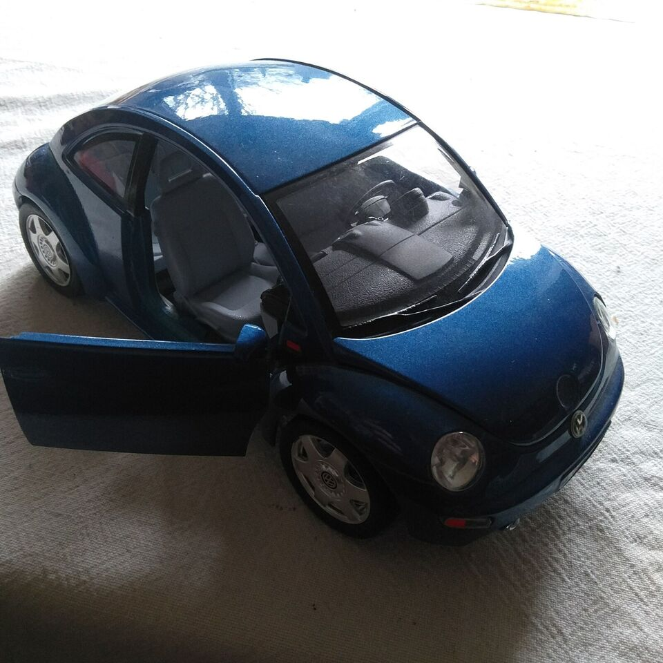 Modelbil, Vw VW Bedle, skala 1.18