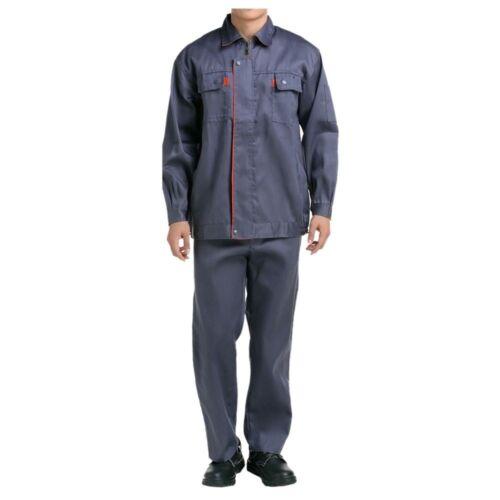 Orange Edge Working Protective Gear Uniform Suit Welder Jacket