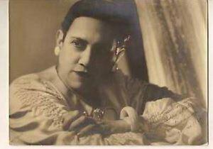 Annemarie-HEINRICH-1912-2005-Ernestina-Lecuona-Casado-1882-1951-pianiste-CUBA
