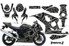 SUZUKI GSXR GSX 600 750 2004-2005 GRAPHIC KITS CREATORX DECALS STICKERS TZS