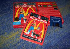 McDonaldland in OVP seltenes PC Sammlerstück mit dickem Handbuch usw.