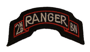 US-ARMY-SECOND-2ND-RANGER-BATTALION-BAT-BN-SCROLL-TAB-PATCH-LEAD-THE-WAY