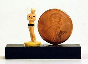 HO Scale Preiser Kg 10107 Female/Women Nude Sunbathers pkg