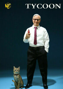 MCCTOYS-1-6-Warren-Buffett-Financial-Tycoon-MCC022-Movable-Figure-Model-Toys