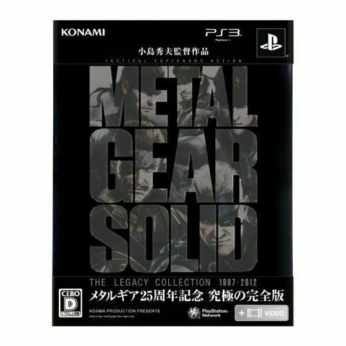 Metal Gear Solid: The Legacy Collection - GameSpot