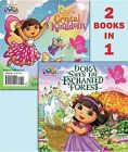 Dora Saves the Enchanted Forest/Dora Saves Crystal Kingdom (Dora the Explorer) by Mary Tillworth, Random House (Paperback / softback)
