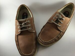 Chaps - Boat Shoe - Sperry Type Leather