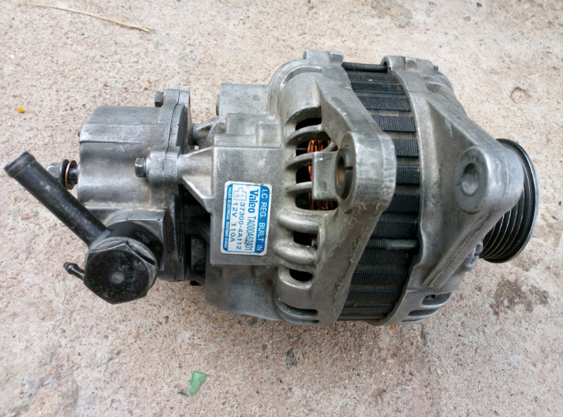 Kia-sorento 2.5 Crdi Engine Parts