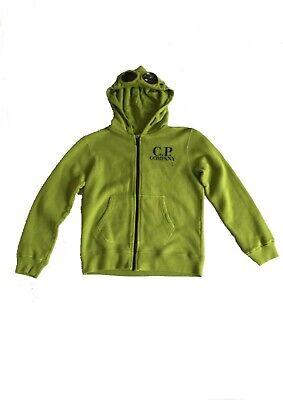 CP Company Kids 07CKSS003C Hoodie in Black