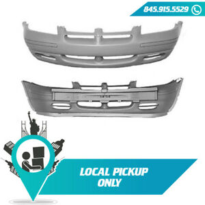 LOCAL PICKUP 95-00 FITS DODGE STRATUS FRONT BUMPER COVER WITHOUT FOG CH1000241