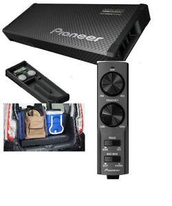pioneer ts wx70da flach aktiver subwoofer fernbedienung. Black Bedroom Furniture Sets. Home Design Ideas
