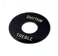 59 LPC Toggle Plate Black Plain Montreux Time Machine Collection