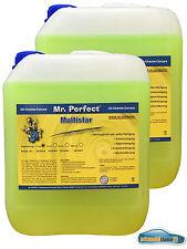 Kunststoffreiniger Plaste Reiniger Nikotinentferner Orangenölreiniger 2x10 L
