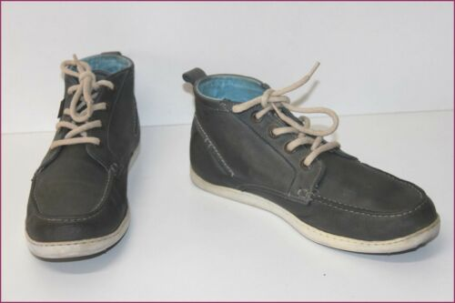 Kickers Low Sneakers Leather Dark Gray T 41 Be