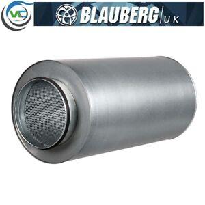 Ducting Silencer Noise Reduction Acoustic Ventilation Fan ...