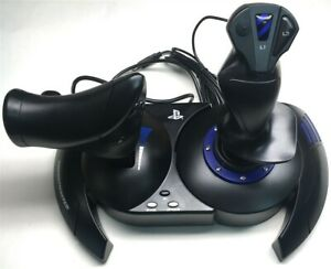 Thrustmaster T.Flight Hotas 4 Flight Stick Joystick w/ Throttle for Sony PS4 PC