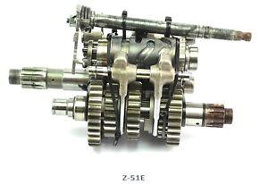 Yamaha-SR-500-48T-Bj-1985-Getriebe-komplett