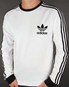 camiseta adidas originals manga larga