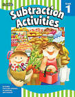 Subtraction activities: Grade 1 by Spark Notes (Mixed media product, 2010)