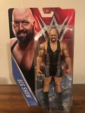 Big Show-Basic Series 1-WWE Mattel Wrestling Figure