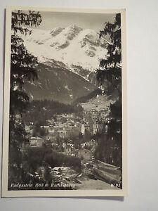 Badgastein-Rathausberg-AK