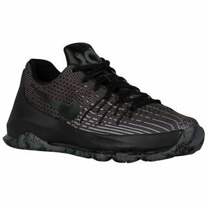 d550268db9f3 Nike Zoom KD 8 Youth Basketball Shoes Size 6.5y Women s Size 8 Black ...