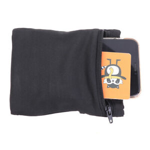 Travel Sport Wrist Wallet Pouch Portable Card Key Pocket Zipper Wrist Belt