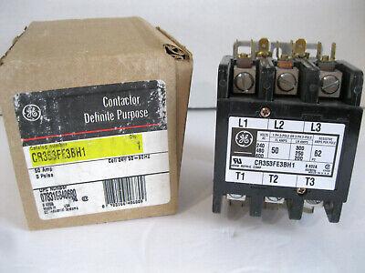 New Definite Purpose Contactor 2 Pole 40//50Amp CN-PBC402-24V coil