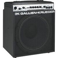 Gallien-krueger Mb150s-112 Iii 150-watt 8/4 Ohm 1x12 Bass Amplifier Combo Amp