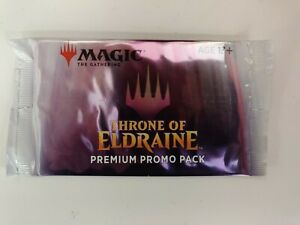 Throne Of Eldraine Premium Promo Pack